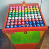 Bingo blower machine