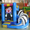 Springkussen Mini clown met slide