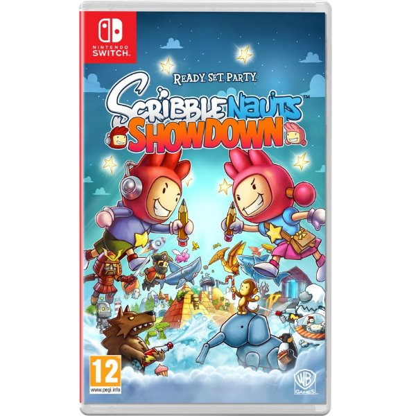 Scribblenauts  - Switch Game